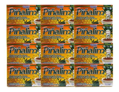 Imagen 1 de 6 de Piñalim 30 Sobres Gn+v. (12 Cajas)