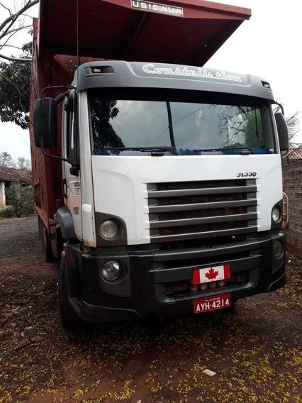 Caminhão Vw 31330 6x4 Canavieiro Traçado 2014 R$ 160.000.