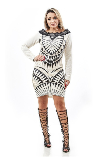 Vestido Print Exclusivo _ Vanessalima , Perfect Way