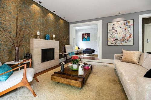 Apartamento À Venda - Moema, 3 Quartos,  214 - S893025189
