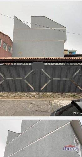 Imagem 1 de 17 de Sobrado Com 3 Dormitórios À Venda, 60 M² Por R$ 365.000,00 -  Condomínio Império I - São Paulo/sp - So0583