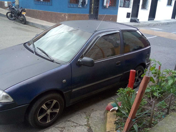Chevrolet Swift Azul Modelo 96