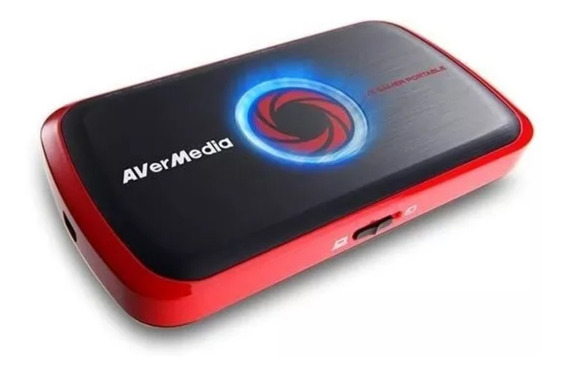 Placa Avermedia Live Gamer Portable Hdmi C875