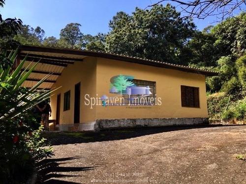 Chácara Rural Em Mairiporã Com Lago - Ch00488