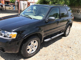 Ford Escape 3.0 Xlt Piel Limited At 2007