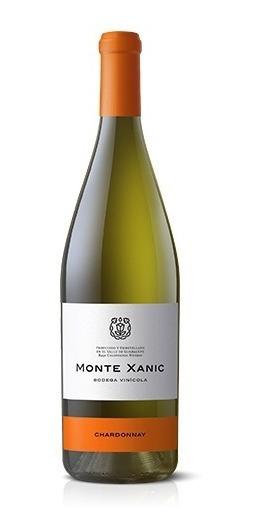 Vino Blanco Monte Xanic Chardonnay 750 Ml