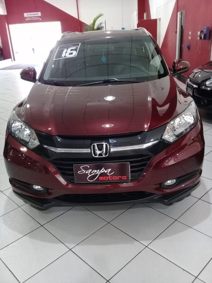 Honda Hr-v 1.8 16v Exl 2016