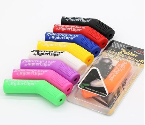 Imagen 1 de 2 de Protector Calzado Pedal De Cambio Varios Colores