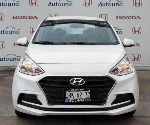 Imagen 1 de 8 de Hyundai Grand I10 Gl Mid T/m 2020