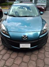 Mazda 3 2011 Sedán Único Dueño