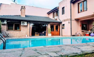 Comoda Y Funcional Chalet De 4 Ambientes C/piscina