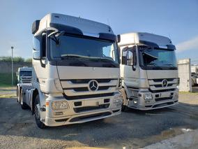Mercedes-benz Mb 2546 6x2 2012 / Financiamos