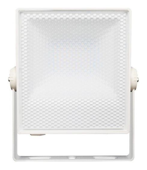 Projetor Prisma Led 100-240v 50w 6500k Ip65 Branco
