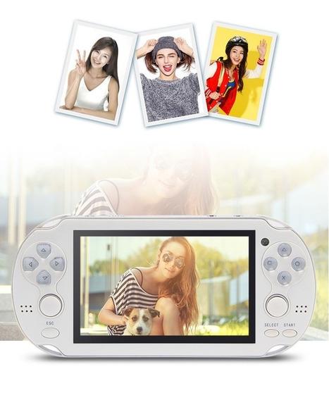 Mini Vídeo Game Portátil Retrô + 12.000 Jogos Super Nintendo