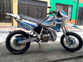 Moto Yamaha Dt 125r