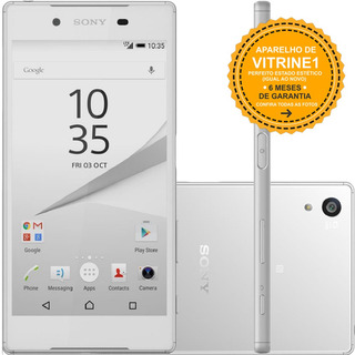 Sony Xperia Z5 E6603 32gb Single 4g 23mp Cinza Vitrine 1