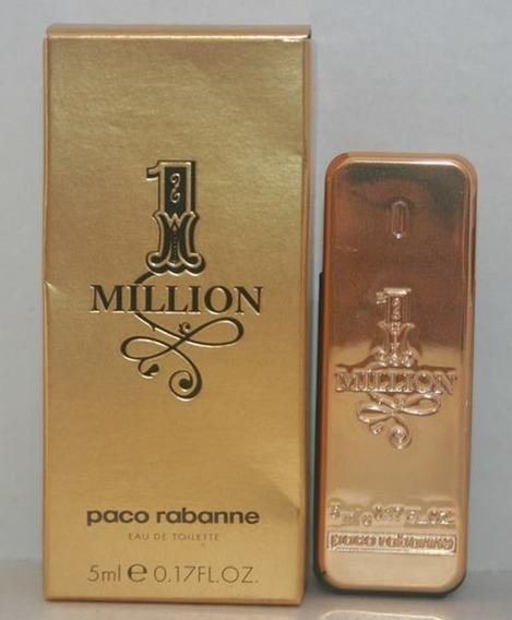 Miniatura De Perfume: Paco Rabanne - 1 Million - 5 Ml - Edt