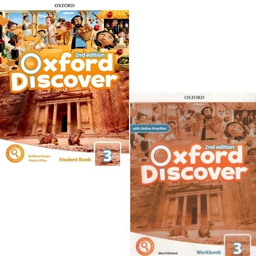 Oxford Discover 3 - Student´s Book Y Workbook - 2nd Edition