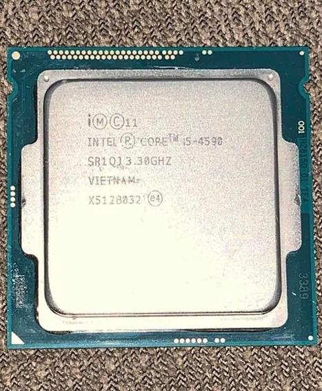 Processador Intel Core I5-4590 Lga1150 3,3ghz/6m Oem