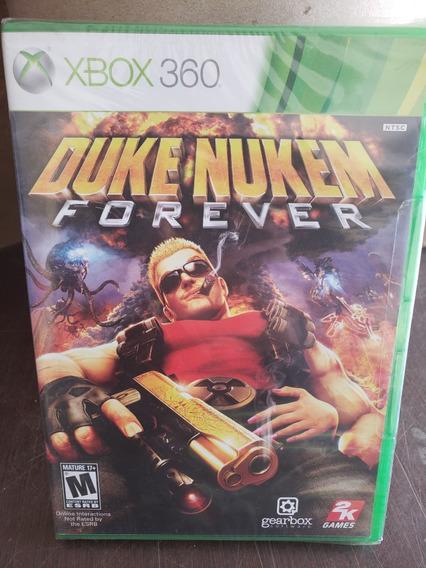Duke Nukem Forever Xbox 360 Física/original Lacrada
