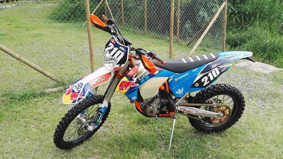 Moto Ktm Exc 250 F 2014 Six Days