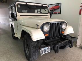 Jeep Otros Modelos Ika Corto 1967