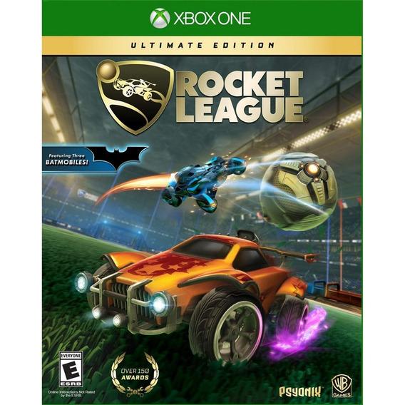 Rocket League Ultimate Edition - Xbox One Lacrado