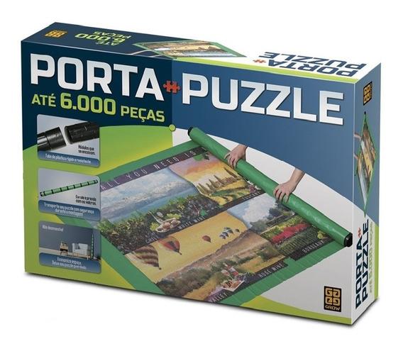 Porta Puzzle Quebra-cabeça Até 6000 Peças