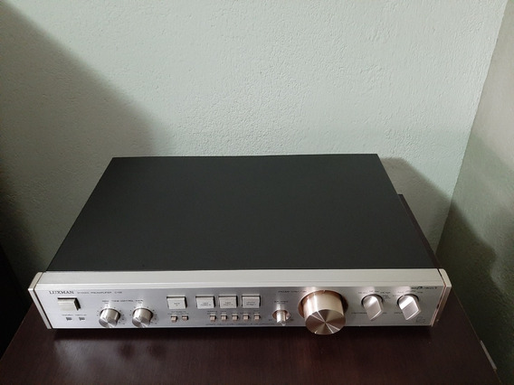 Luxman C-02 High End - Sansui Accuphase Pioneer Yamaha