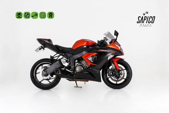 Kawasaki Ninja Zx 6r 636 Abs