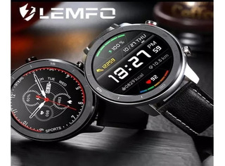 Smartwatch Lemfo Dt78 Monitor Cardíaco Android Ou Ios