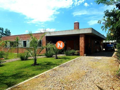 Casa En Venta Y Alquiler, La Residence, Punta Del Este, 3 Dormitorios.- Ref: 209454