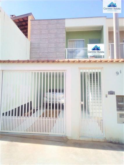 Casa A Venda No Bairro Jardim Anton Von Zuben Em Campinas - - 1254-1