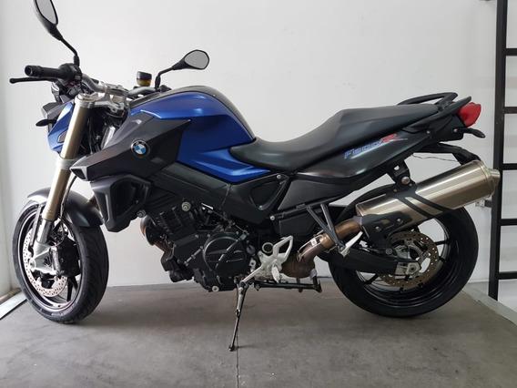Bmw /f800 R Azul 2015