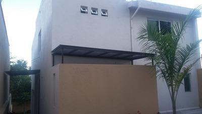 Bellisima Casa Nueva En Jiutepec, Amplio Jardin, Moderna