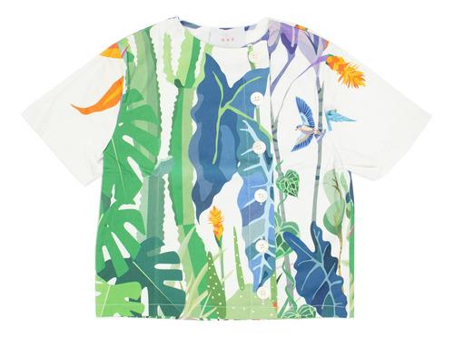 Imagem 1 de 2 de Camisa Etoiles Feminina
