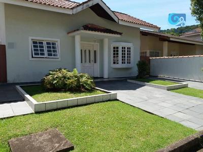 Casa À Venda - Praia De Pernambuco - Guarujá - Ca1759