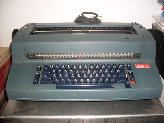 Maquina Eletronica Ibm 220 V