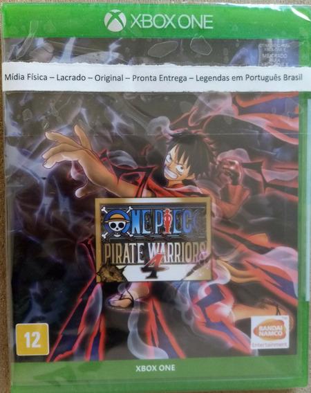 One Piece: Pirate Warriors 4 Xbox One Mídia Física Lacrado