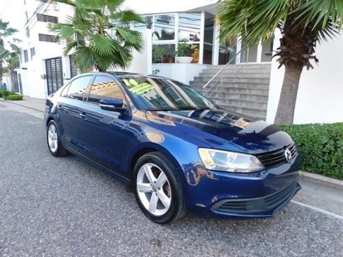 Volkswagen Jetta 2014 Clean 4 Cilindros