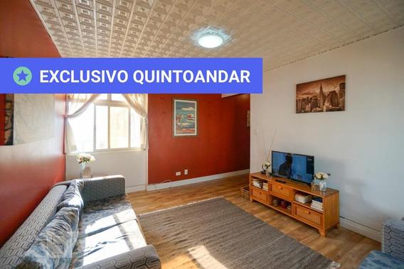 Apartamento No 7º Andar Mobiliado Com 2 Dormitórios E 1 Garagem - Id: 892954101 - 254101