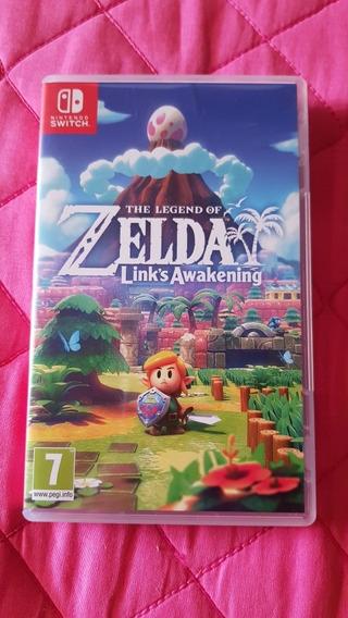 The Legend Of Zelda Links Awekening Nintendo Switch Físico