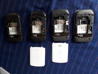 Celulares Blackberry 8520 Curve 30000bs Para Repuesto