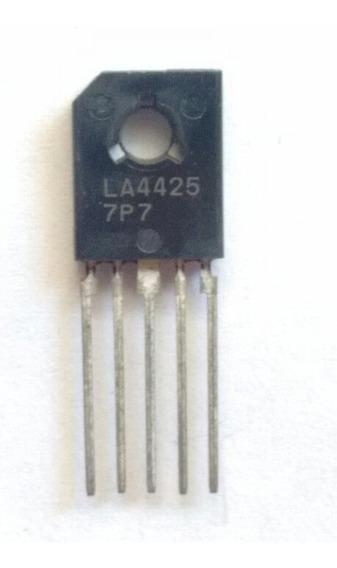 5 Pcs Amplificador Audio 5w La4425 Original Antigo