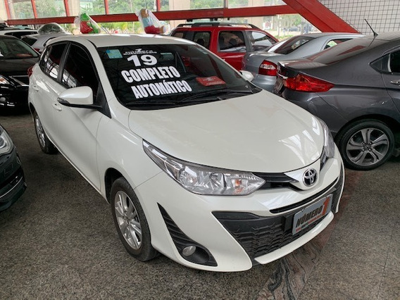 Toyota Yaris Hatch Xl Plus Automatico 2018/2019