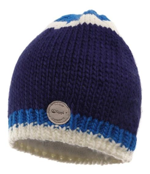 Gorro Niño Mini Fernie Beanie Azul Lippi