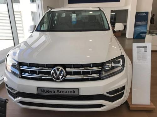 Imagen 1 de 8 de Volkswagen Amarok Highline 4x2 Manual Mica Beynet