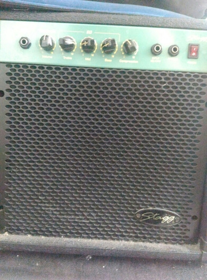 Amplificador Para Bajo Marca Stagg 40ba