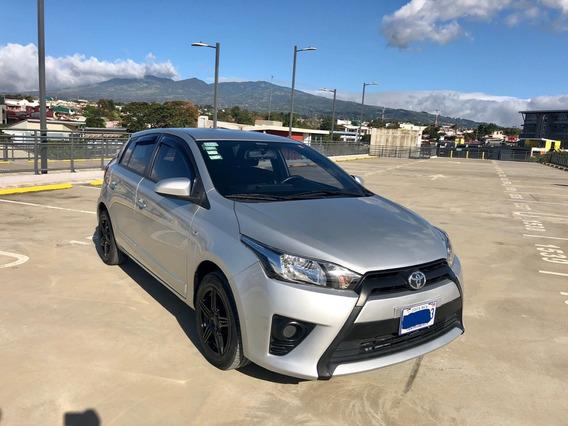 Toyota Yaris 2016 (comprado En La Agencia)