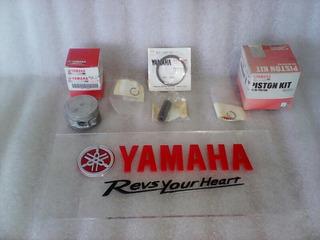 Kit Pistón Para Motocicleta Yamaha Yb 125